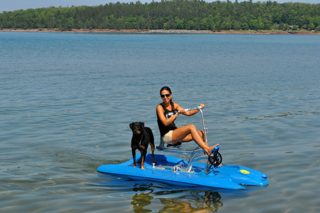 1 Person Water Bike