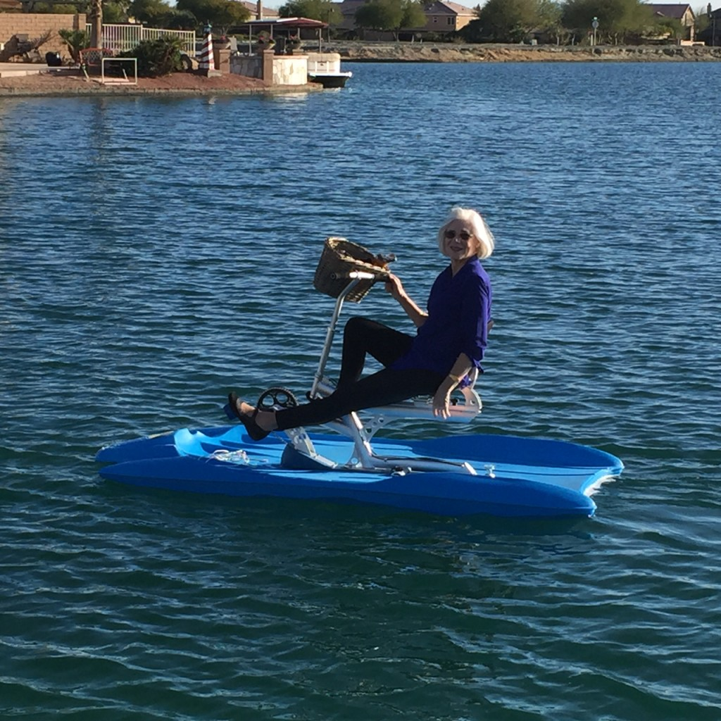 Stay active and healthy over 50 on our water bike for sale. Water bike prices.